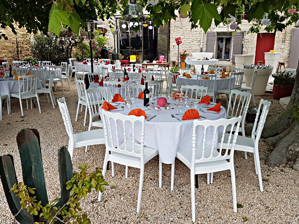 garden paty location alpilles