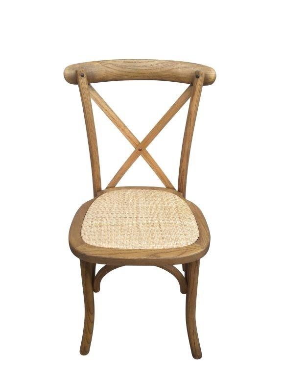 chaise bois St rémy
